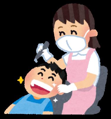 正しい歯磨き+歯間ブラシで歯科に行く回数を減らせた